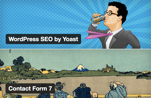 WordPress SEO by Yoast en Contact Form 7